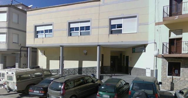 Instalaciones del Centro de Salud de Fuensanta.