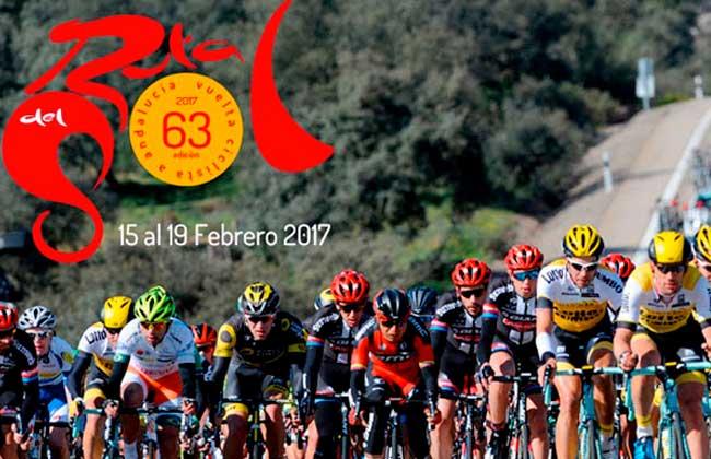 Vuelta Ciclista Andalucía 2017.